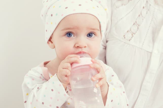 Is Your Child at Risk for Baby Bottle Tooth Decay?